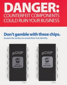 Counterfeit Components Detection