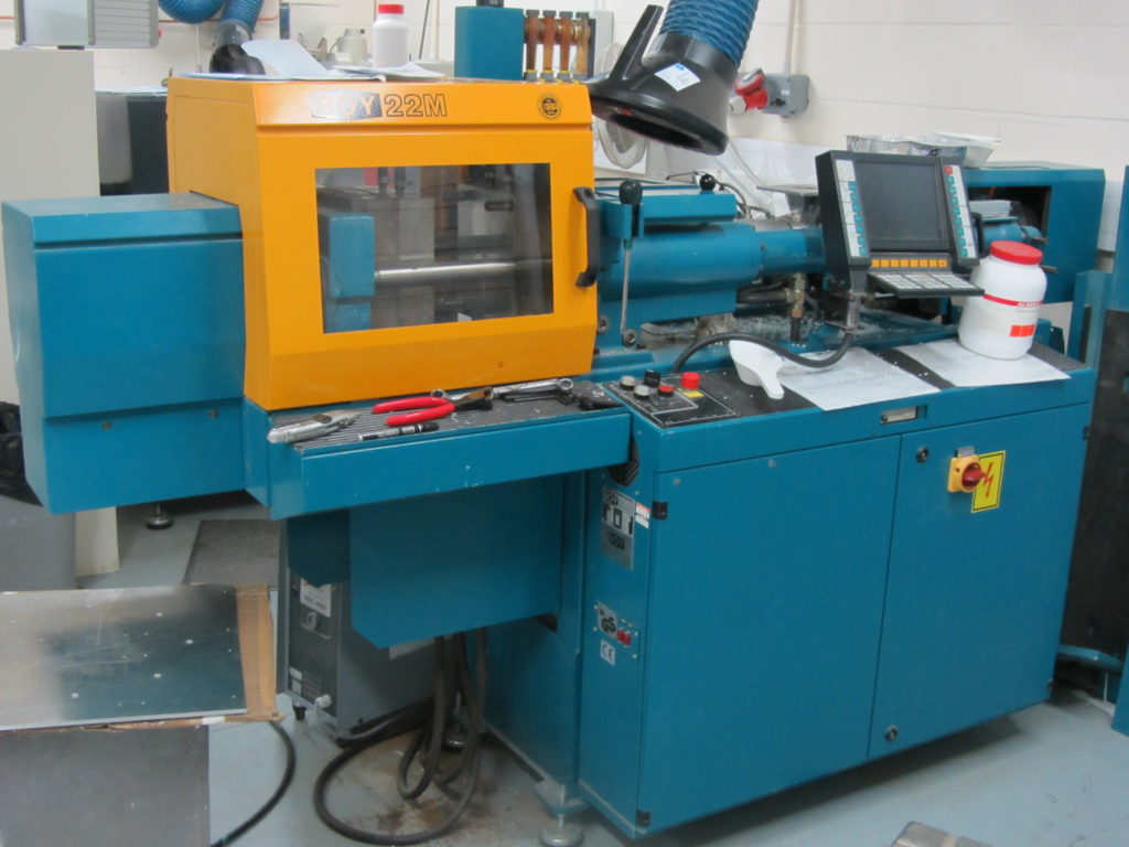 Polymer Compounding and Injection Moulding Services
