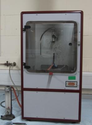 UL-94 Vertical & Horizontal Flame Test